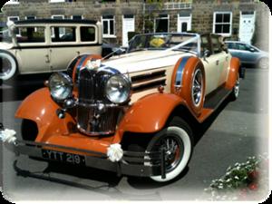 Wedding Car Hire West Yorkshire, Virago DeVille
