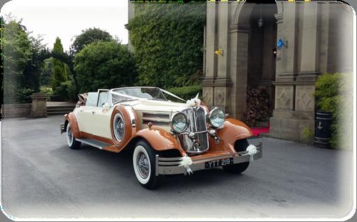 Virago DeVille Wedding Car Hire